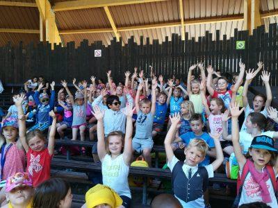 schoolreis naar Bellewaerde!!