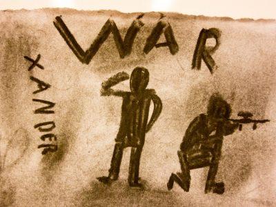 De GROOTE oorlog filmpje project