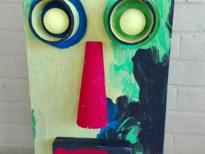 Kunst in de peuterklas: Karel Appel en Mondriaan