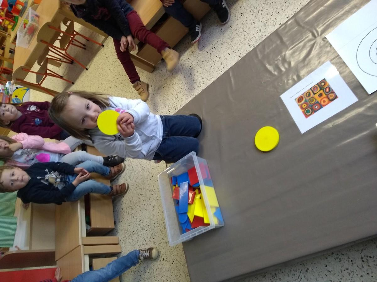 Magnifiek Kunst in de klas (week 2) - De Tweesprong #RG93