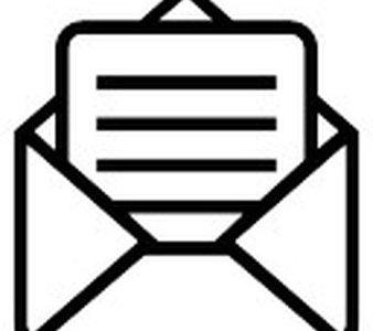 Brief 'Alles met de bal'
