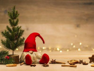 Kerstfeestje op vrijdag 21 december.