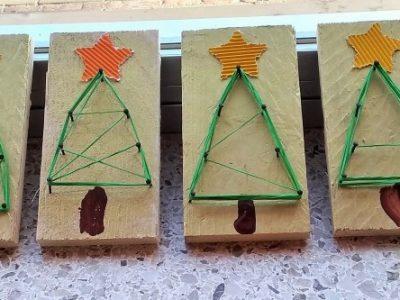 Het verdrietige kerstboompje…