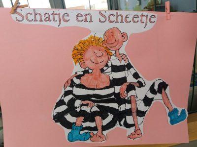 Verslag + foto's :Schatje & Scheetje