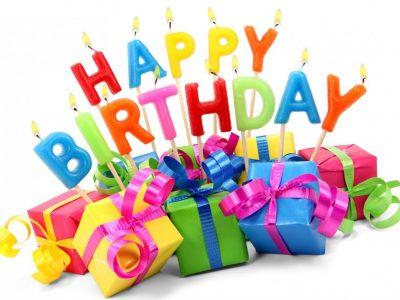 Verjaardag Iona