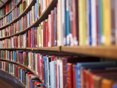 Vrijdag 15 maart : Bibliotheekbezoek