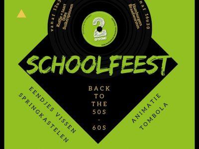 Schoolfeest @ De Tweesprong Handzame