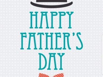 Gelukkige vaderdag!!!!