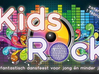 KidsRock – zaterdag 1 februari 2020 vanaf 17u