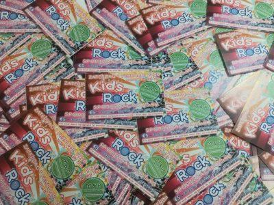 Tickets KidsRock 2020 nu te koop! 🎶