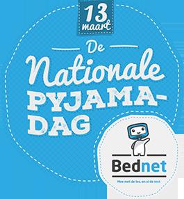 13 maart pyjamadag