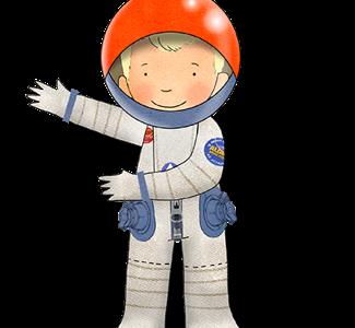 Astronauten – oefeningen