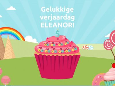 Verjaardag Eleanor