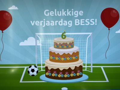 Verjaardag Bess