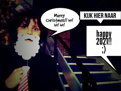Aan iedereen een vrolijke kerst en een voorspoedig 2021!