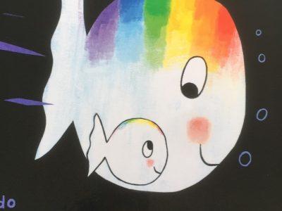 Enkele sfeerbeelden bij thema : Blub ik ben een visje
