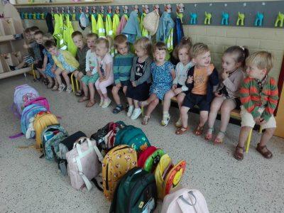 Mijn klas, mijn schooltas
